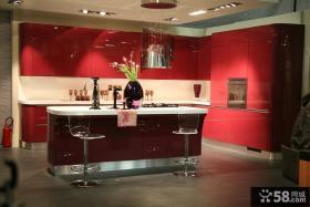 现代整体厨房设计效果图欣赏