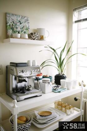 简欧风格小户型厨房装修效果图欣赏
