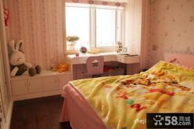 优质卧室飘窗装修效果图大全2013图片欣赏