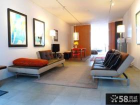 一居室小户型装修设计效果图片