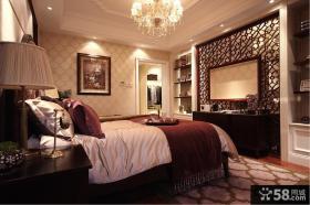 欧式风格豪华卧室设计图片
