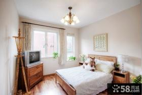 美式风格公寓卧室家居图片