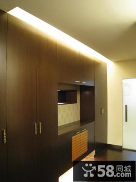 美式风格室内设计玄关图欣赏