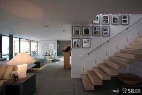 2013别墅实木楼梯设计图