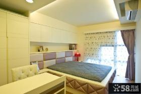 简约现代设计两室两厅图片欣赏大全