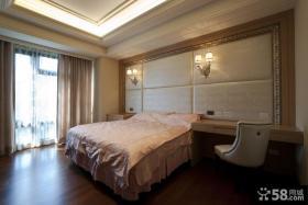 欧式古典卧室室内设计效果图片
