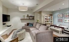 2012客厅吊顶装修效果图 小客厅装修效果图