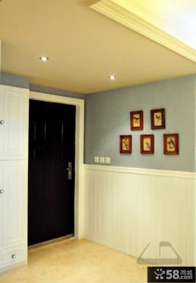 玄关装饰画图片