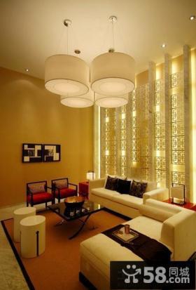 室内装修客厅吊顶设计图