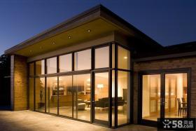 家装设计别墅外观窗户效果图