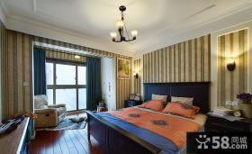 优质美式风格卧室设计装修图片