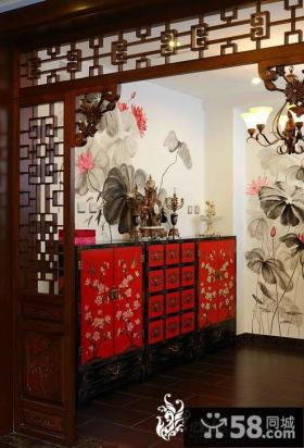 中式古典装修风格图片大全