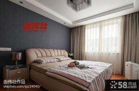 现代10平米卧室装修图片