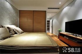 新中式简装卧室图片大全