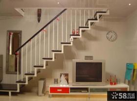 跃层楼梯设计欣赏