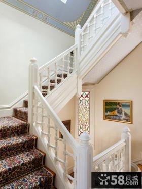 小别墅楼梯设计图欣赏