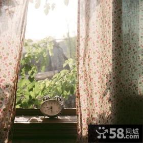 2013优质阳台窗帘效果图欣赏