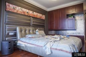 现代10平米卧室装修效果图片