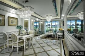 180平梦幻奢华欧式别墅设计