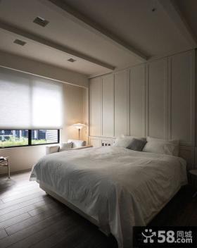 简约风格主人卧室装修图片
