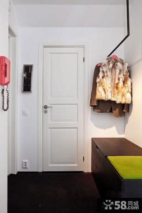 玄关鞋柜装修效果图片