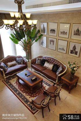 小别墅客厅吊顶图片