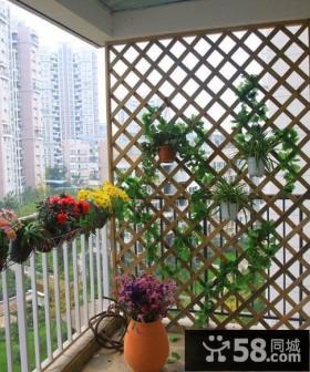 小阳台花园设计效果图片欣赏