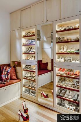 家庭鞋柜设计大全