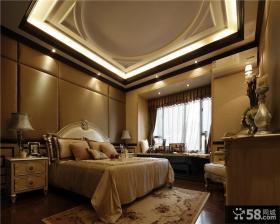 主卧室现代欧式风格图片