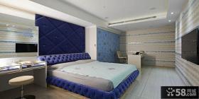 欧式风格豪华卧室装修图