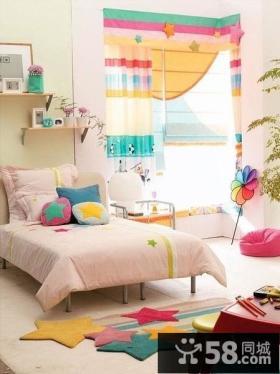 简约儿童房间卧室装修效果图