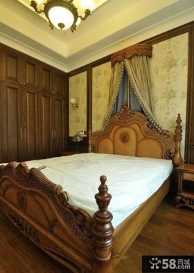 古典欧式卧室欣赏