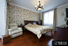 美式卧室精美壁纸图片欣赏