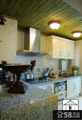 整体厨房装修效果图片欣赏
