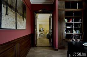 豪华复式家装室内门图片大全
