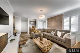 创意风格客厅电视背景墙效果图大全2014图片