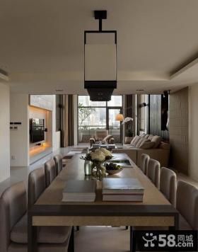 精致品味奢华住宅餐厅设计