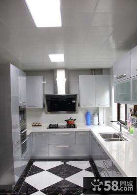 小资格调现代风格厨房设计
