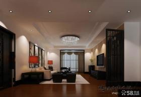 中式古典客厅窗帘装修效果图大全2012图片
