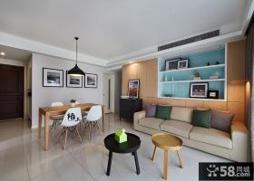 现代家居两室两厅欣赏大全