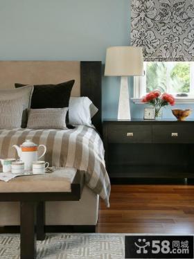 卧室床头现代灯具图片