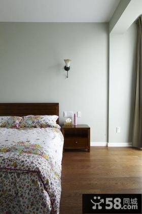 美式田园卧室墙壁灯大全