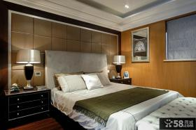 现代复式楼卧室装修案例