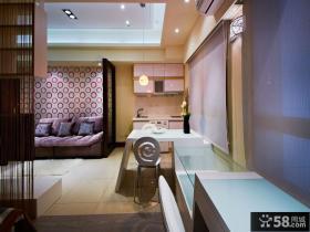日式家装设计室内样板间图片大全