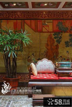 优质中式古典装修风格图片