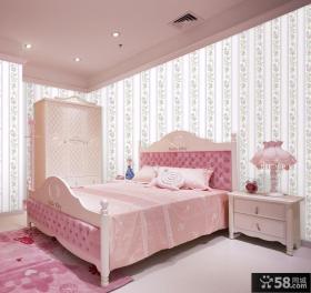 欧式卧室壁纸贴图大全