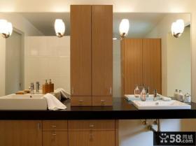 60平米小户型洗手间设计图