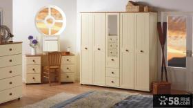 室内卧室衣柜设计图片
