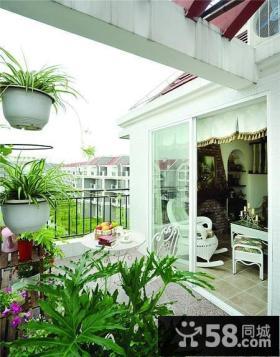 别墅二楼阳台设计大全