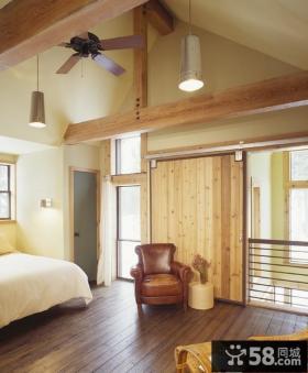 二层别墅装修效果图 卧室装修效果图大全2012图片